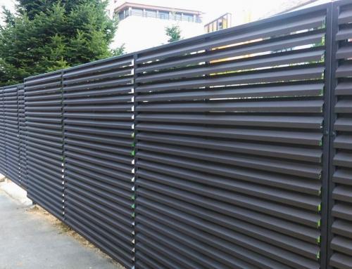 Care sunt avantajele alegerii unor garduri metalice?