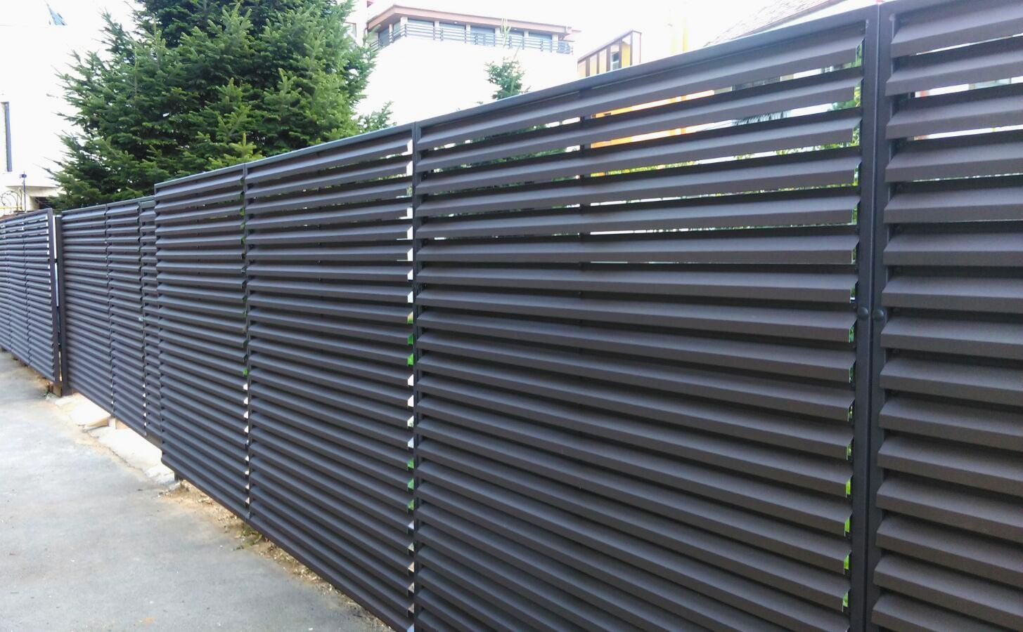 Garduri metalice avantaje