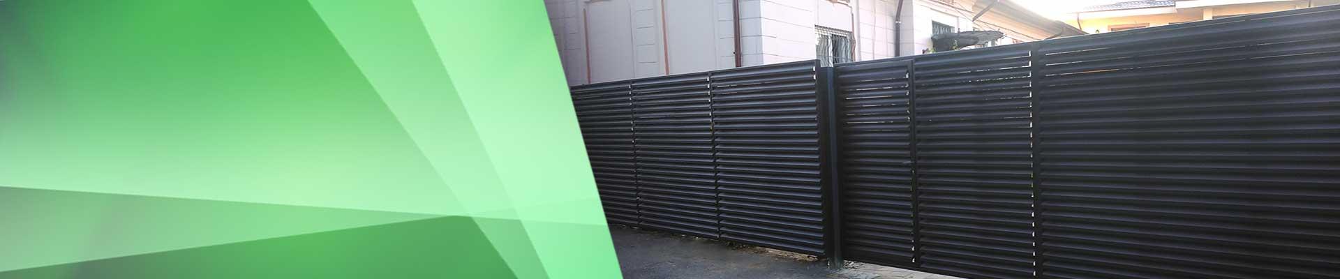 Producator de garduri si porti metalice