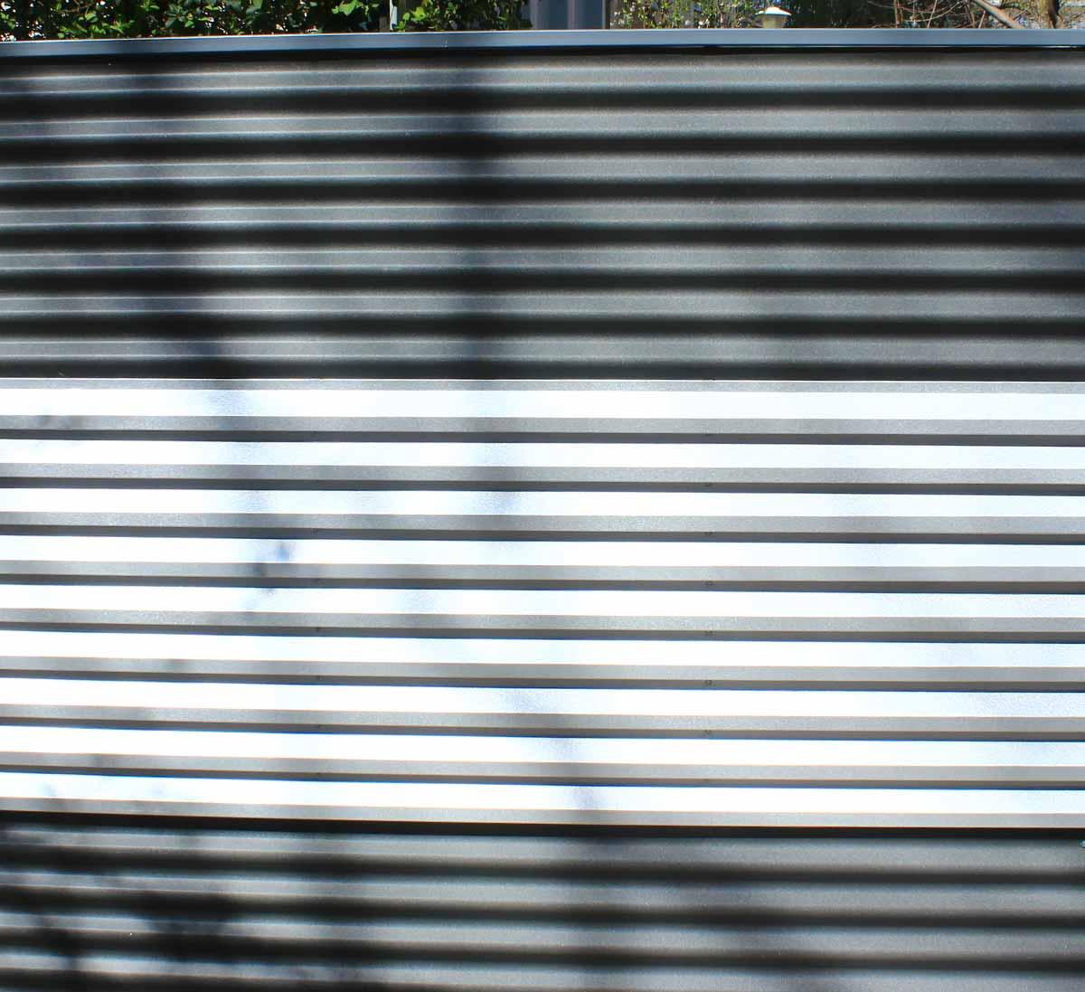 Panouri garduri metalice pret