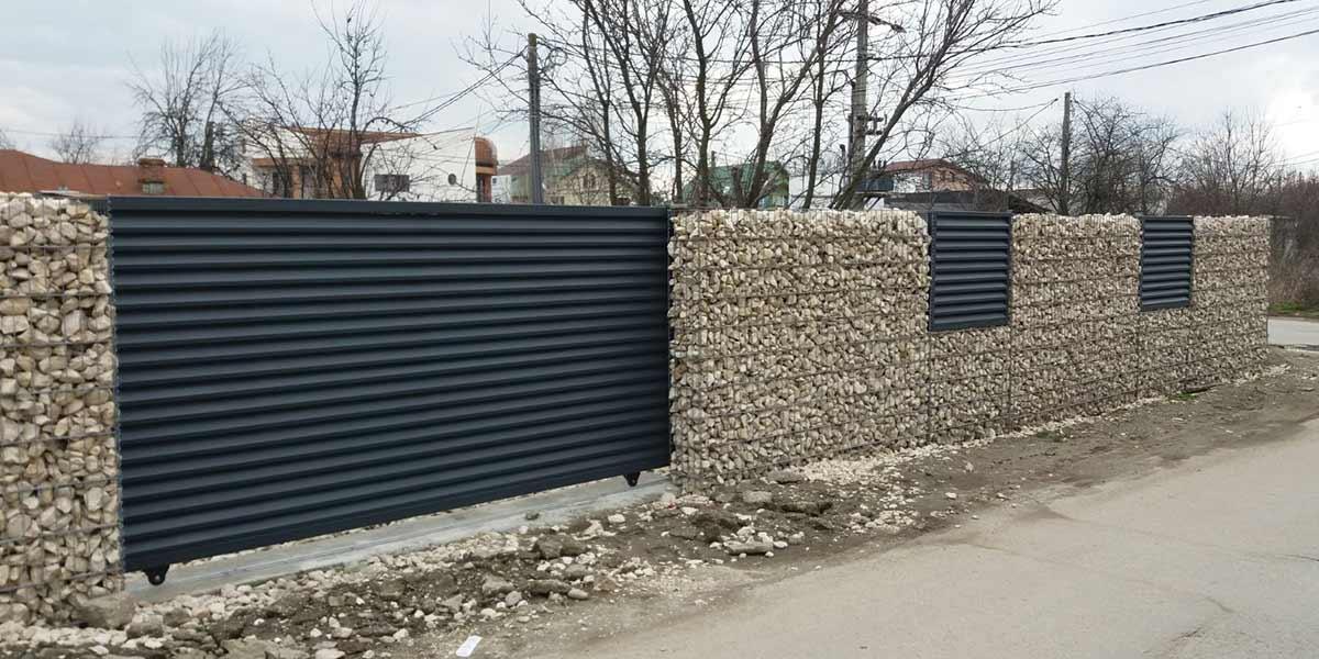 Garduri metalice si porti metalice