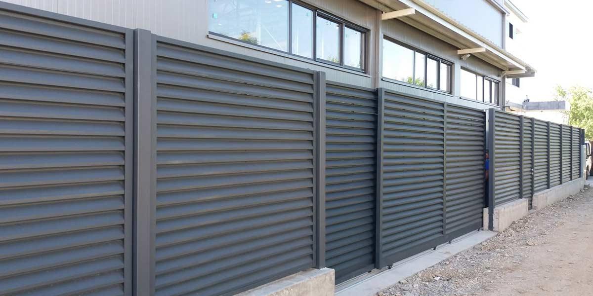 Gard, poarta culisanta, poarta batanta si poarta pietonala – Pantelimon, Cernica