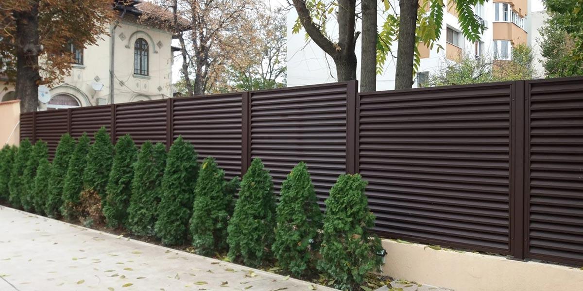 Gard si poarta metalica Bucuresti