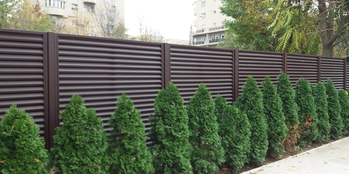 Gard si poarta metalica - Bucuresti, sector 2